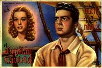 Captain Caution - 11 x 17 Movie Poster - Spanish Style B