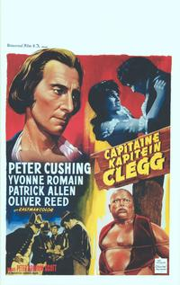 Captain Clegg - 14 x 22 Movie Poster - Belgian Style A