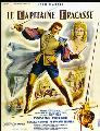 Captain Fracasse - 11 x 17 Movie Poster - French Style A