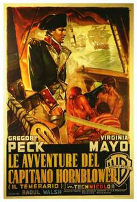 Captain Horatio Hornblower - 27 x 40 Movie Poster - Foreign - Style A