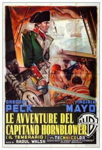 Captain Horatio Hornblower - 27 x 40 Movie Poster - Italian Style A
