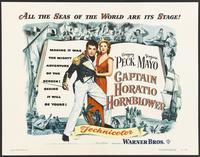 Captain Horatio Hornblower - 11 x 14 Movie Poster - Style B