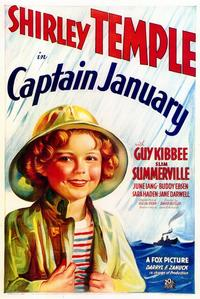 Captain January - 11 x 17 Movie Poster - Style A