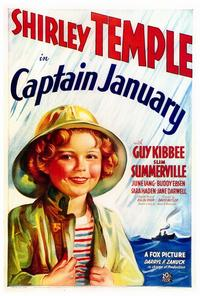 Captain January - 27 x 40 Movie Poster - Style A