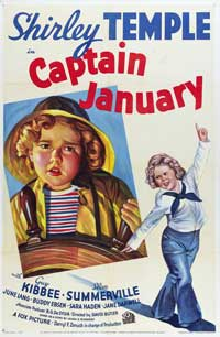 Captain January - 11 x 17 Movie Poster - Style B