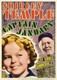 Captain January - 27 x 40 Movie Poster - Style E