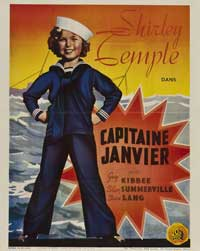 Captain January - 11 x 17 Movie Poster - Style E