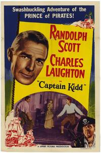 Captain Kidd - 11 x 17 Movie Poster - Style A