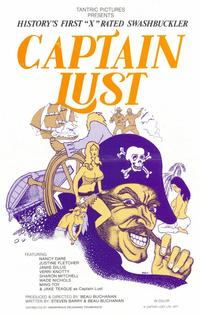 Captain Lust - 11 x 17 Movie Poster - Style A
