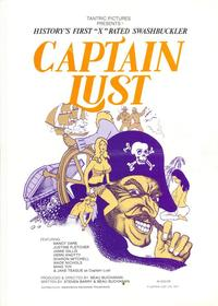 Captain Lust - 43 x 62 Movie Poster - Bus Shelter Style A