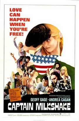 Captain Milkshake - 27 x 40 Movie Poster - Style A