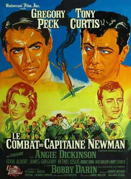 Captain Newman, M.D. - 11 x 17 Movie Poster - French Style A