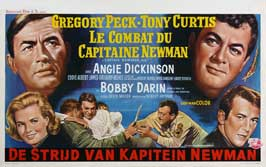 Captain Newman, M.D. - 27 x 40 Movie Poster - Danish Style A
