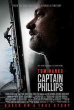 Captain Phillips - 27 x 40 Movie Poster - Style B