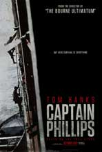 Captain Phillips - DS 1 Sheet Movie Poster - Style A
