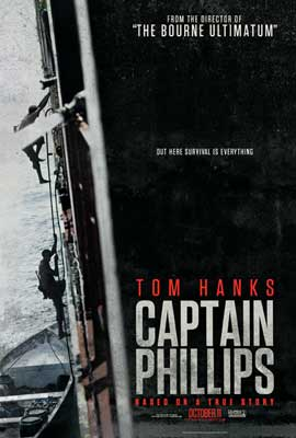 Captain Phillips - 11 x 17 Movie Poster - Style A
