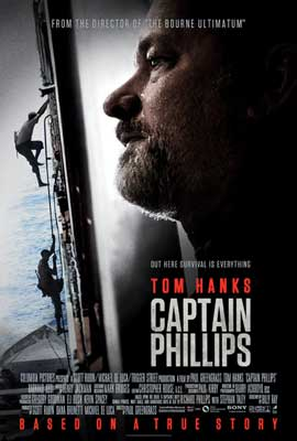 Captain Phillips - 11 x 17 Movie Poster - Style B