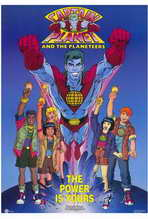Captain Planet and the Planeteers - 27 x 40 Movie Poster - Style A