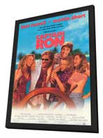 Captain Ron - 27 x 40 Movie Poster - Style A - in Deluxe Wood Frame