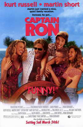 Captain Ron - 11 x 17 Movie Poster - Style A