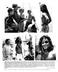 Captain Ron - 8 x 10 B&W Photo #1