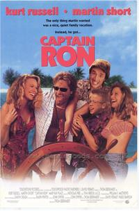 Captain Ron - 43 x 62 Movie Poster - Bus Shelter Style A