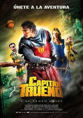Captain Thunder - 27 x 40 Movie Poster - Spanish Style A