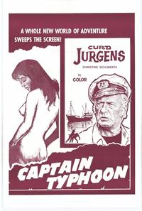 Captain Typhoon - 27 x 40 Movie Poster - Style A