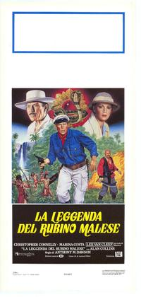 Captain Yankee - 11 x 17 Movie Poster - Italian Style A