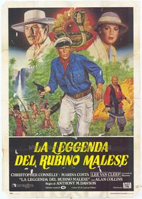 Captain Yankee - 11 x 17 Movie Poster - Spanish Style A
