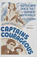 Captains Courageous - 27 x 40 Movie Poster - Style E