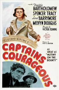 Captains Courageous - 11 x 17 Movie Poster - Style B