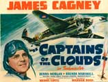 Captains of the Clouds - 11 x 17 Movie Poster - Style B
