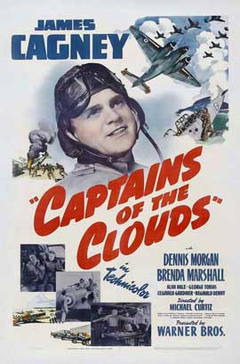 Captains of the Clouds - 11 x 17 Movie Poster - Style A