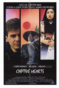 Captive Hearts - 11 x 17 Movie Poster - Style B