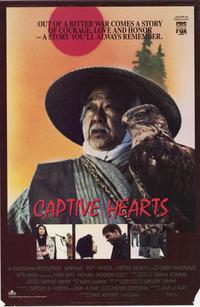 Captive Hearts - 27 x 40 Movie Poster - Style B