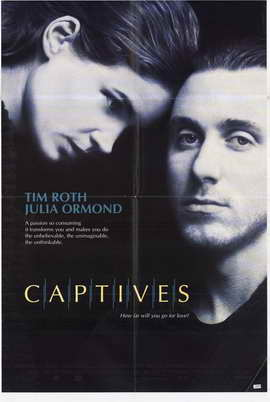 Captives - 27 x 40 Movie Poster - Style A