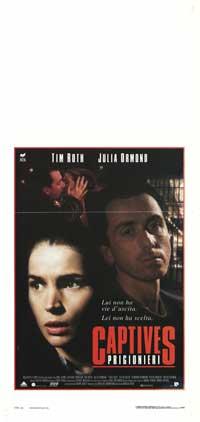Captives - 13 x 28 Movie Poster - Italian Style A