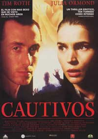 Captives - 11 x 17 Movie Poster - Spanish Style A