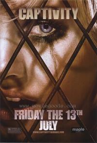 Captivity - 27 x 40 Movie Poster - Style A