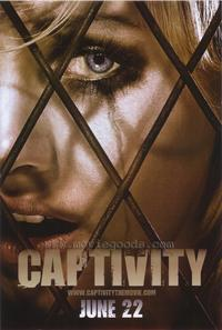 Captivity - 43 x 62 Movie Poster - Bus Shelter Style B
