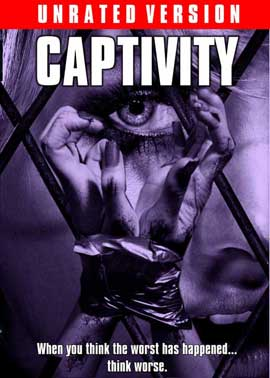 Captivity - 11 x 17 Movie Poster - Style H