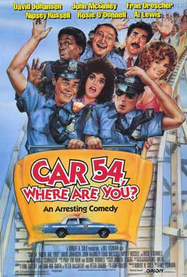 Car 54, Where Are You? - 11 x 17 Movie Poster - Style A