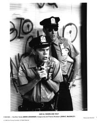 Car 54, Where Are You? - 8 x 10 B&W Photo #1