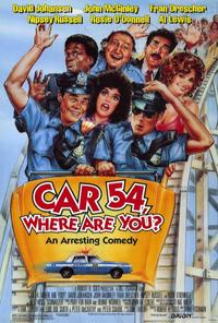 Car 54, Where Are You? - 27 x 40 Movie Poster - Style A