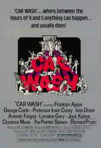 Car Wash - 11 x 17 Movie Poster - Style A