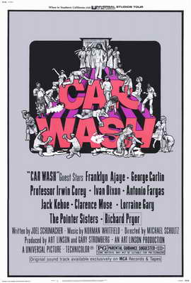 Car Wash - 27 x 40 Movie Poster - Style B