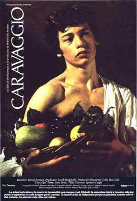 Caravaggio - 11 x 17 Movie Poster - Spanish Style A