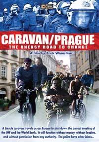 Caravan/Prague - 11 x 17 Movie Poster - Style A
