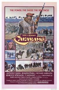 Caravans - 11 x 17 Movie Poster - Style A